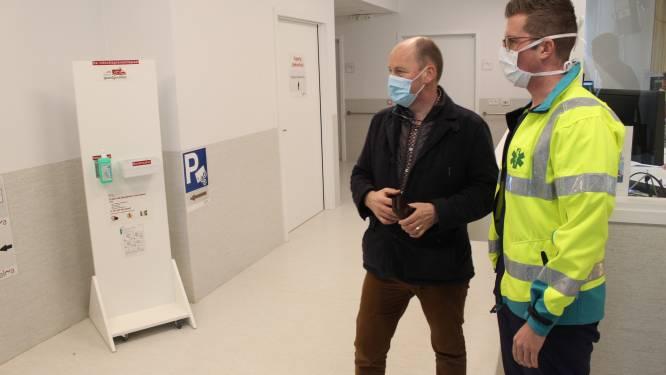 """Burgemeester Eeklo lanceert oproep: """"Blijf regels respecteren, uit solidariteit met ziekenhuispersoneel"""""""