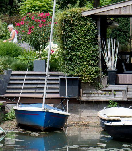 Worden de huizen in Rivierenland verwarmd met water uit de rivier?