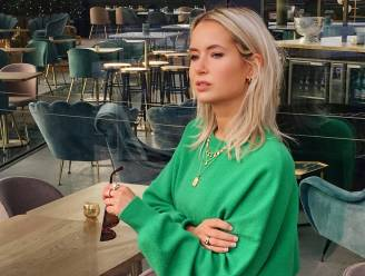 """Zo feest fashion styliste Sacha van Aert: """"Een concealer en lippenbalsem zijn absoluut onmisbaar in mijn beautytas"""""""