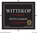 6,5% Wittekop - Belgica - Made BLB2020