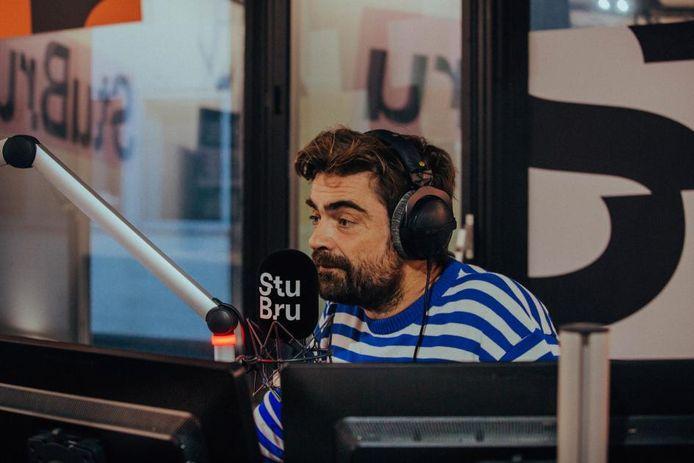 Pedro Elias bracht een eerbetoon aan z'n vrouw Evelien in 'Beats Of Love' op Studio Brussel.