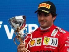 Carlos Sainz start achteraan in Grote Prijs van Turkije