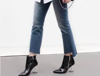 Nieuwe trend: jeansbroeken met een ruw kantje