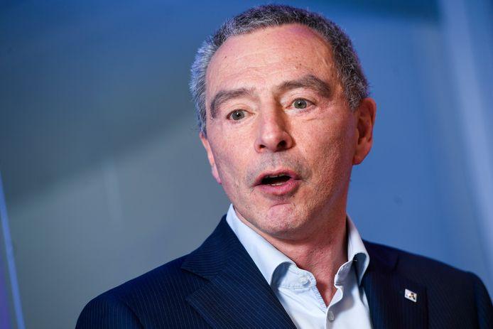 CEO van Agoria Marc Lambotte.