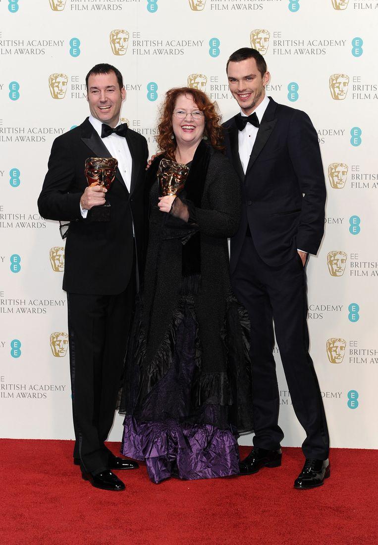 'Brave' won de BAFTA voor beste animatiefilm. Beeld AP