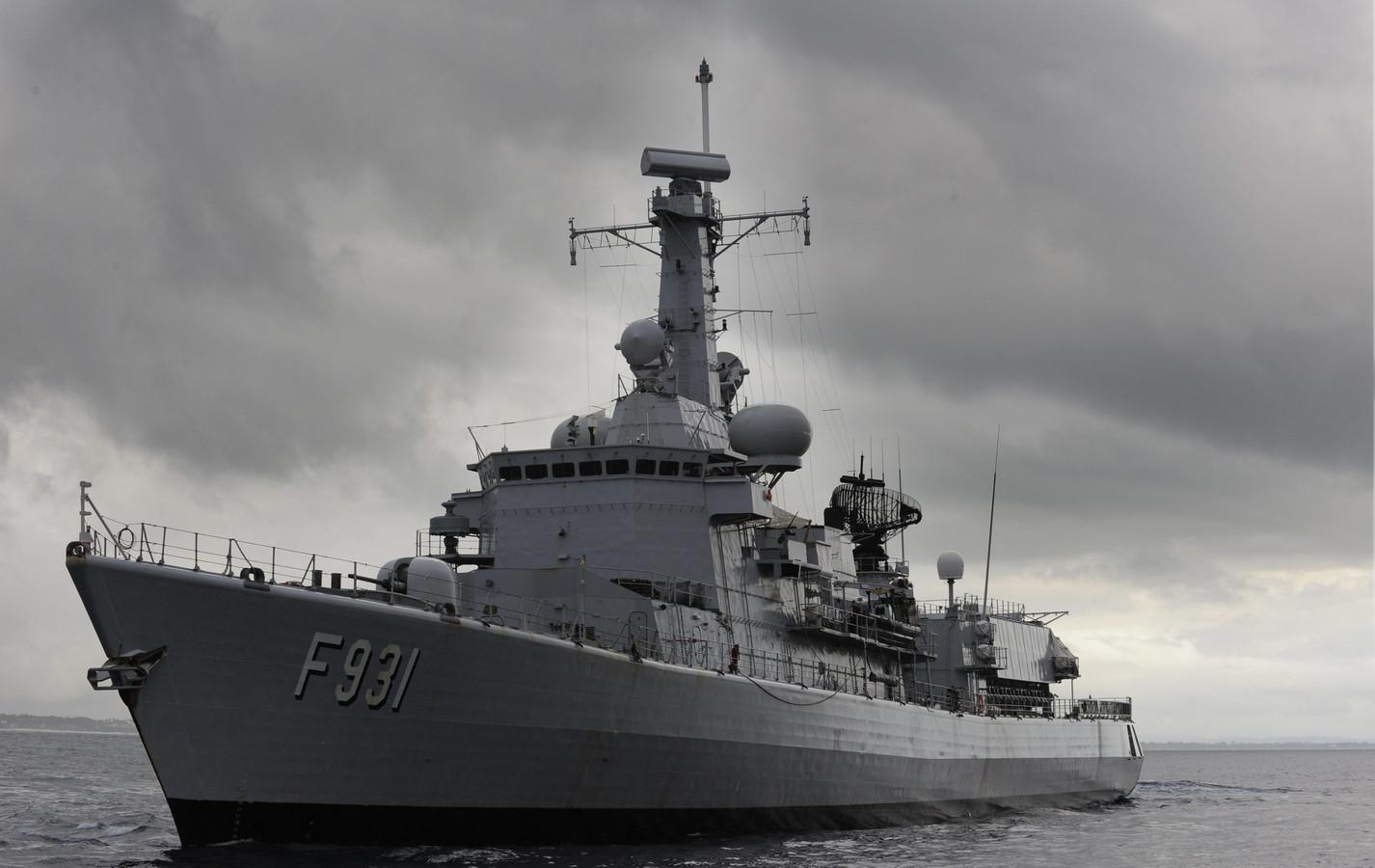 De Louise-Marie, het zusterschip van Leopold I.