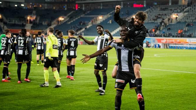 Charleroi verbetert clubrecords
