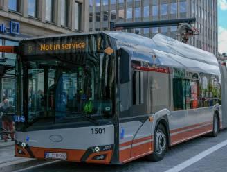 Voetganger verliest been na ongeval met MIVB-bus