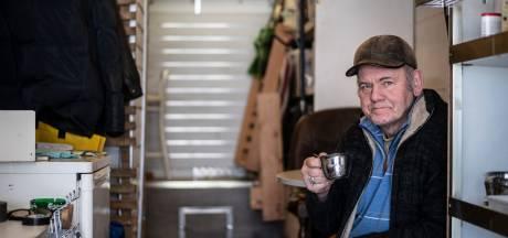 Henk moet met zijn SRV-wagen binnen drie dagen vertrekken van Grootstalselaan in Nijmegen