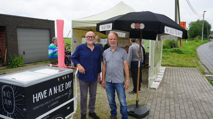 Patrick Maes en André Bosman