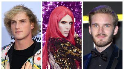 Tot 400.000 euro voor een gesponsorde video: dit zijn de 10 rijkste YouTubers ter wereld