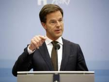 Rutte: 'We maken al sinds 1815 een begroting in augustus'