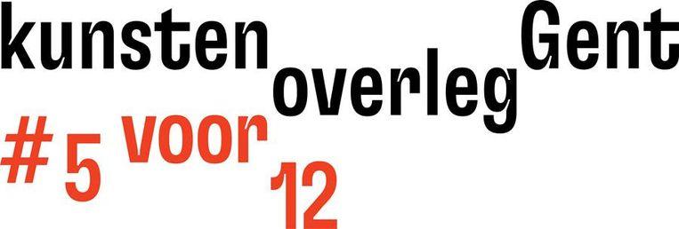 Kunstenoverleg Gent deelt voortaan elke dag om 11.55 uur een portie cultuur op Facebook. Beeld RV