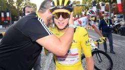 """UCI-voorzitter Lappartient over de blijvende strijd tegen doping en tegen corona: """"Ik heb geen reden om aan Pogacar te twijfelen"""""""