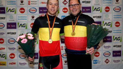 """Jules Hesters Belgisch kampioen achter derny's: """"Ik kwam nooit in de problemen"""""""