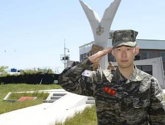 Son voltooit militaire dienstplicht en blijkt ook naast veld een scherpschutter