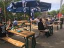 De Kopstootbar, een groot feest.