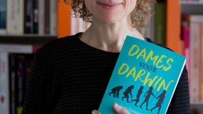 Griet Vandermassen over 'Dames voor Darwin' in bib Poperinge