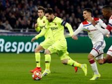 LIVE | Flink wat kansen voor Barcelona in Lyon, maar nog geen goals