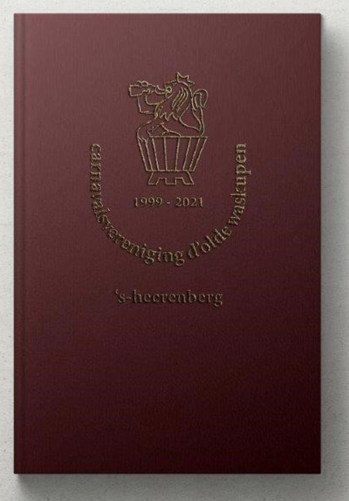 Het tweede jubileumboek van d'Olde Waskupen.