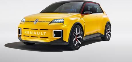 Grootse plannen bij Renault: beroemd 'Vijfje' herleeft als elektrisch model