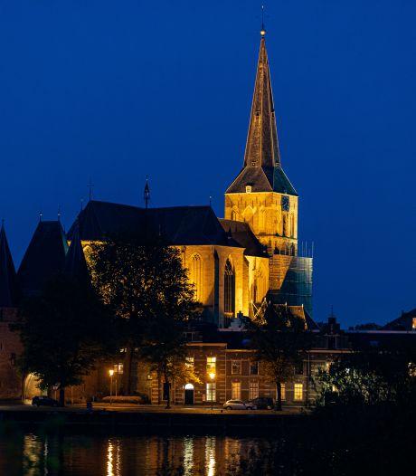 Toekomstplannen Bovenkerk in Kampen vertraagd door pandemie