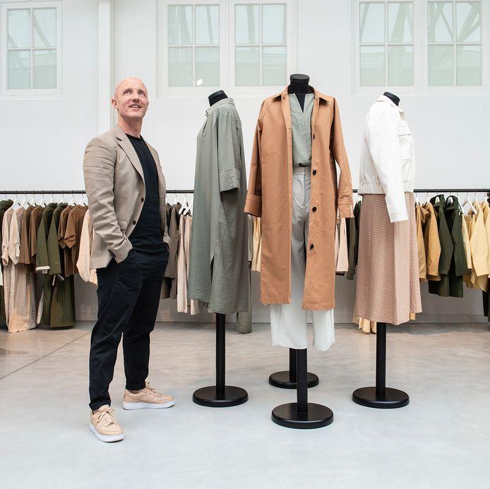 Maarten Janse van modedistributeur Lexson: ,,Je hebt pantalons die echt bij een pak horen, maar ook pantalons die veel comfortabeler zijn en meer stretch erin hebben.''