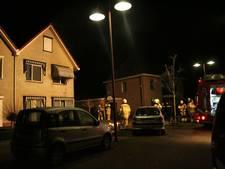 Brandweer rukt uit voor slaapkamerbrand in Doornenburg