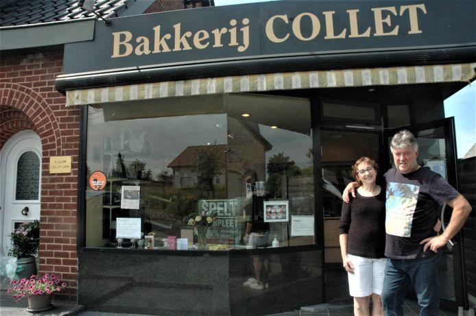 """Jean en Claudine van bakkerij Collet op de Koekamer: """"Het is goed geweest."""""""