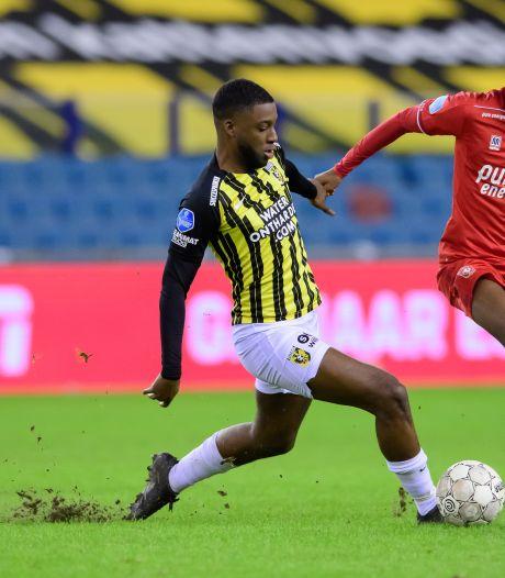 Vitesse legt nieuw veld in GelreDome