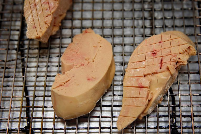 Foie gras. Beeld REUTERS