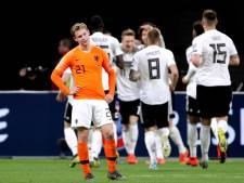 De Jong had geloof in zege: 'De teleurstelling is supergroot'