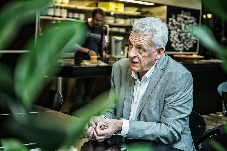 Walter De Donder wil Wouter Beke als voorzitter opvolgen bij CD&V. Beeld Tim Dirven
