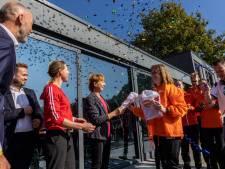 Olympische vlam naar Breepark: Breda en Tilburg presenteren bidbook Special Olympics 2024