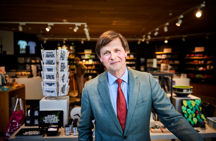 Jeroen Kuyper: 'De stad heeft veel te bieden op architectuurgebied.'