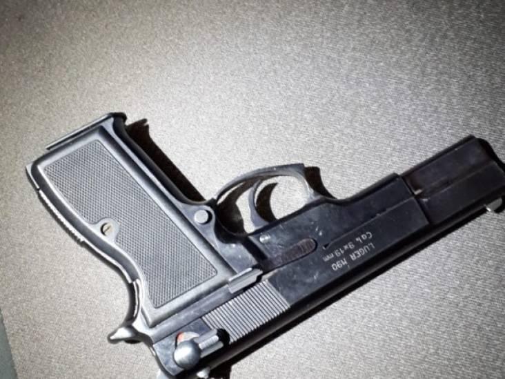 Door Duitse politie gezochte plofkraker gevonden in Den Bosch met vuurwapens