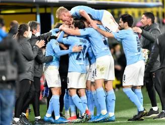 Manchester City schaart zich voor het eerst sinds 2016 bij de laatste vier in de Champions League