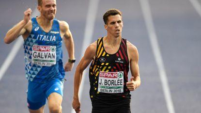 Twee op drie voor broers Borlée: Kevin en Jonathan naar finale 400m
