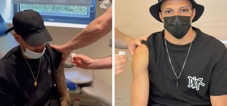 Après Neymar, Mbappé annonce à son tour qu'il s'est fait vacciner