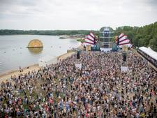 Nervo, Brooks en Mr. Belt & Wezol op Lakedance II