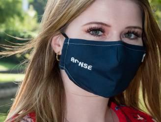 Mondmasker op straat niet langer verplicht in Ronse, als het niet te druk is