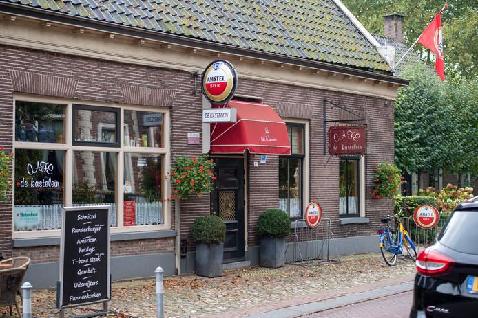 Café De Kastelein.
