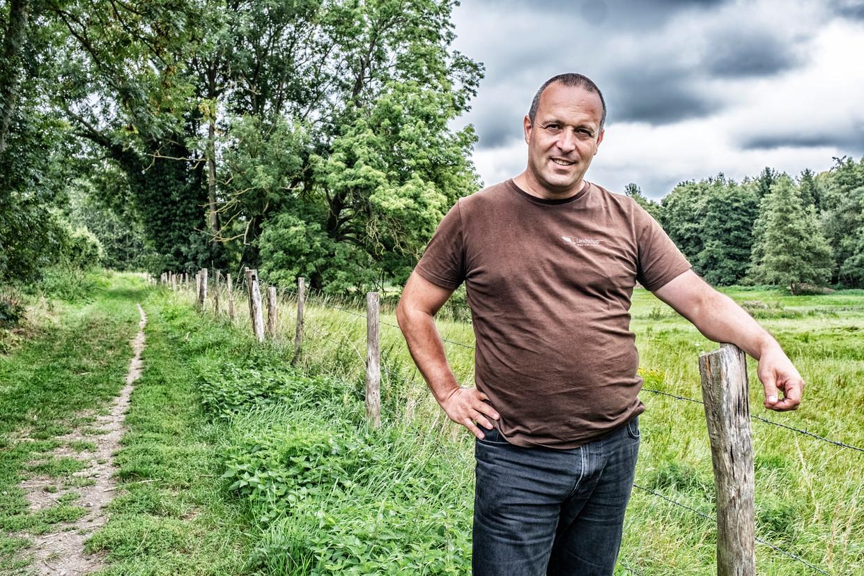 Jan Loos richtte in 2011 Welkom Wolf op, een maand voor de eerste waarneming van een wolf op Belgisch territorium in Gedinne (Namen). Beeld Tim Dirven