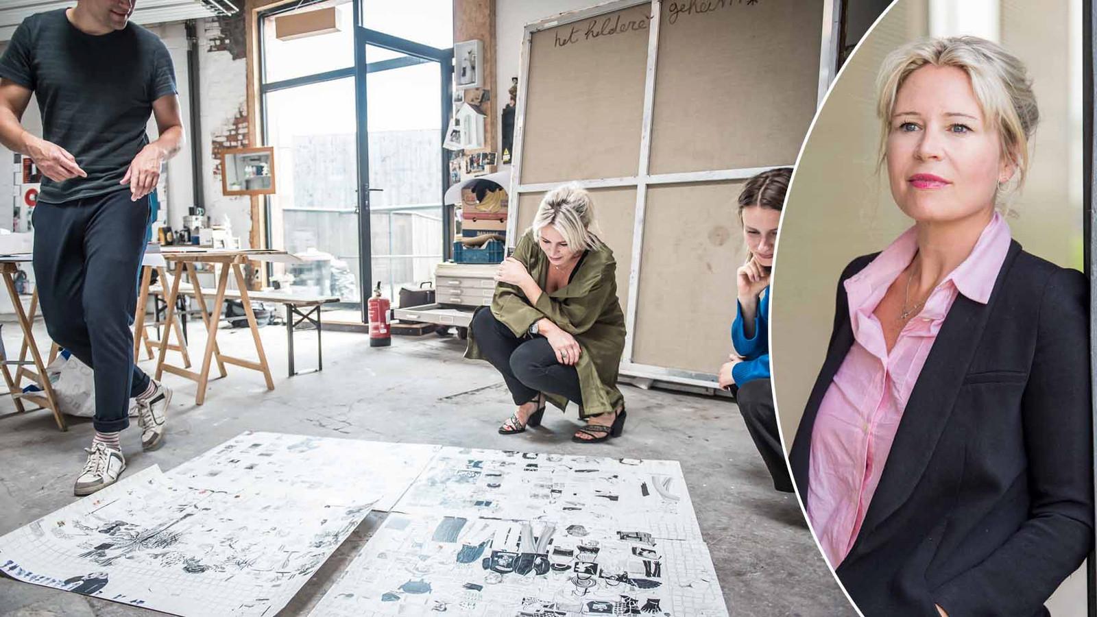 Kunstexperte Sofie Van de Velde