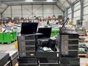 GRSE recycleert elektronica en elektrische apparaten