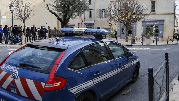 Eind januari rekende de Franse politie ook al vijf vermoedelijke jihadisten in (Lunel).