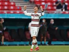 Cristiano Ronaldo jaagt tegen Duitsland op records van Ali Daei en Miroslav Klose