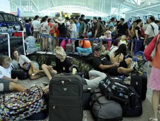 Aswolk blokkeert opnieuw toeristen op Bali