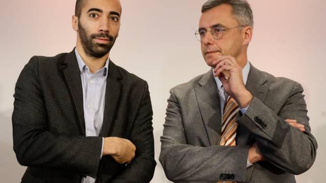 """Sammy Mahdi geen voorstander van paars-groene coalitie: """"Moeilijk om met PS en Ecolo programma uit te voeren"""""""