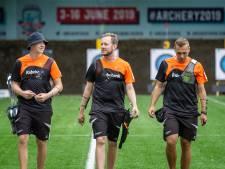 Handboogschutter Van den Berg strandt in achtste finale, Wijler naar finale